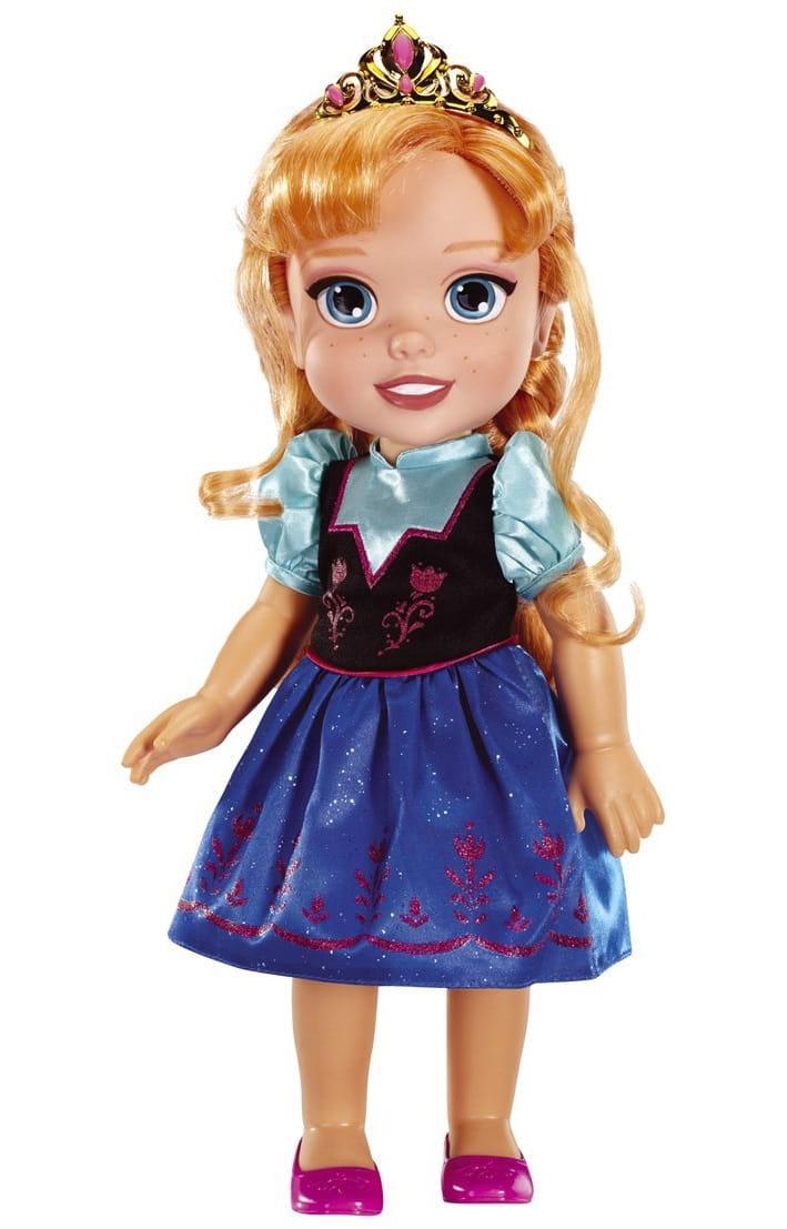 Кукла Disney Princess 310330 Принцесса Дисней Холодное Сердце Малышка Анна 26 см