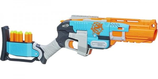 Купить Бластер Nerf Зомби СлэджФайр (Hasbro) в интернет магазине игрушек и детских товаров
