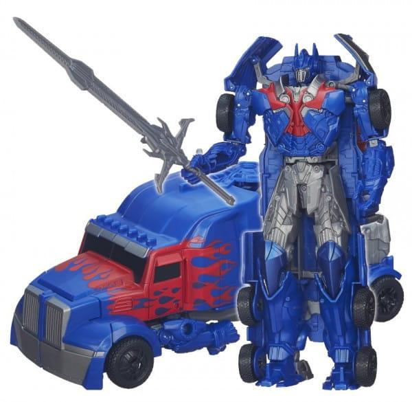 Купить Робот Transformers 4 Флип-энд-Чэндж (Hasbro) в интернет магазине игрушек и детских товаров