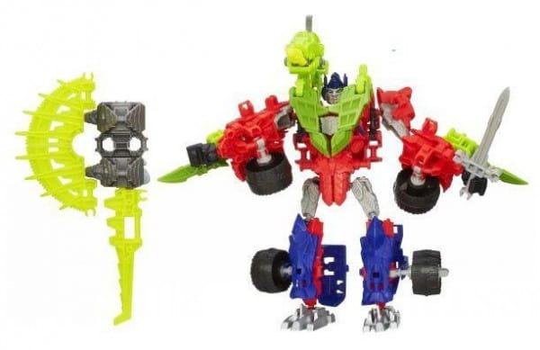 Робот Transformers 4 Констракт-Боты Войны (Hasbro)