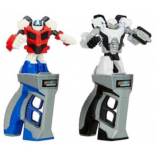 Купить Игровой набор Transformers Битва Трансформеров (Hasbro) в интернет магазине игрушек и детских товаров
