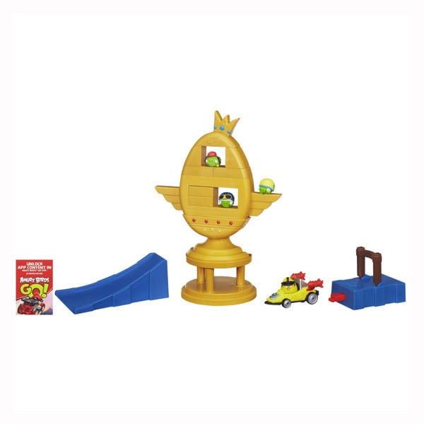 Купить Настольная игра Angry Birds Трофейный кубок (Hasbro) в интернет магазине игрушек и детских товаров