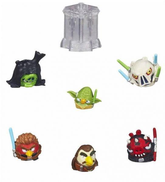 Купить Настольная игра Angry Birds Мульти набор (Hasbro) в интернет магазине игрушек и детских товаров