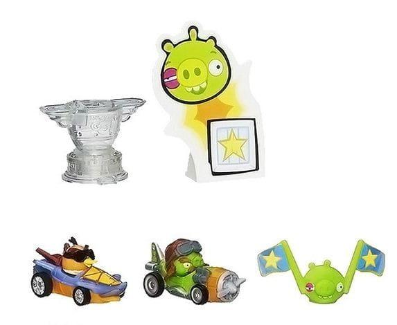 Купить Настольная игра Angry Birds Мульти набор 2 (Hasbro) в интернет магазине игрушек и детских товаров