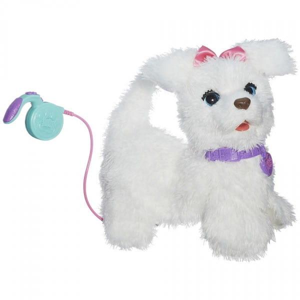 Интерактивный щенок FurReal Friends Go Go обновленный (Hasbro)