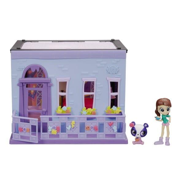 Игровой набор Littlest Pet Shop Стильная спальня Блайс (Hasbro)