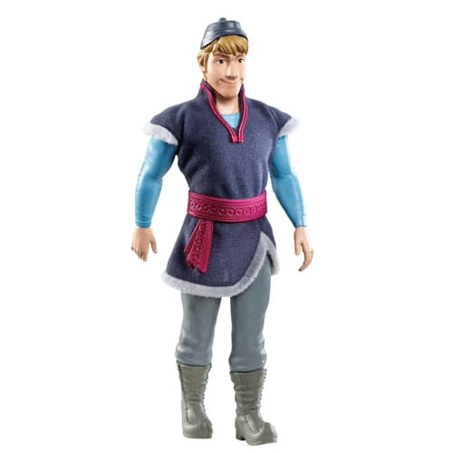 Купить Кукла Disney Princess Холодное сердце - Кристоф (Mattel) в интернет магазине игрушек и детских товаров