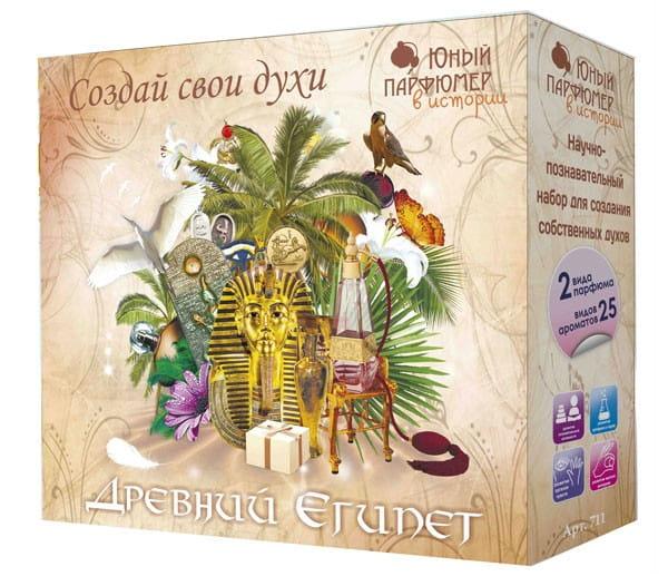 Купить Набор Юный парфюмер Древний Египет в интернет магазине игрушек и детских товаров