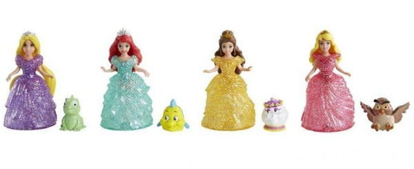 Кукла на колесиках Disney Princess BDK11 (Mattel)