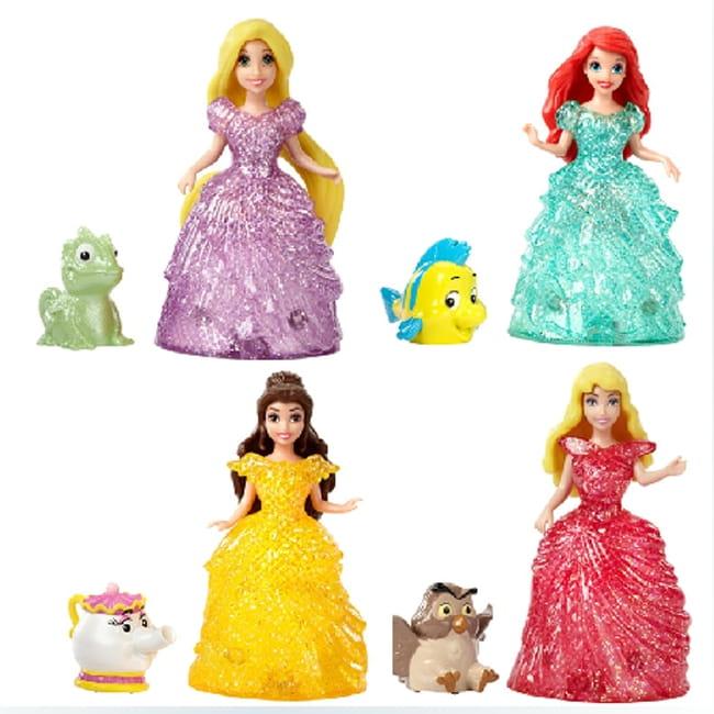 Кукла на колесиках Disney Princess BDK11 (Mattel)