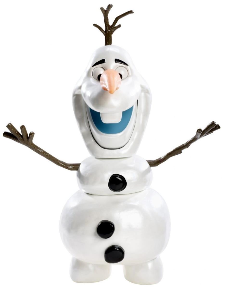 Кукла-снеговик Disney Princess CBH61 Холодное сердце - Олаф (Mattel)