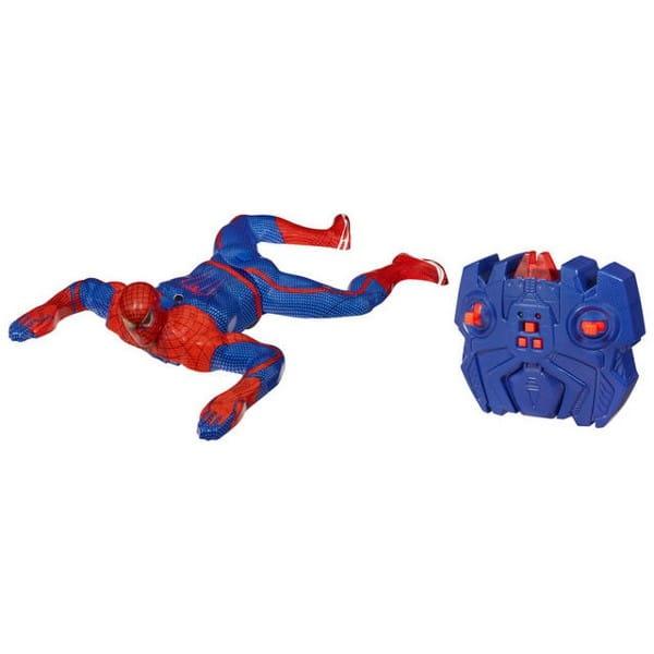 Купить Фигурка ползающего Человека-Паука Spider-man (Hasbro) в интернет магазине игрушек и детских товаров