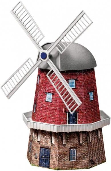 Объемный 3D пазл Ravensburger Ветряная мельница - 216 деталей