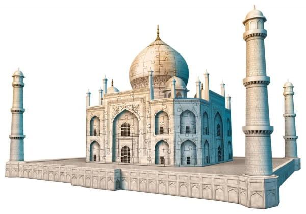 Объемный 3D пазл Ravensburger Тадж Махал - 216 деталей