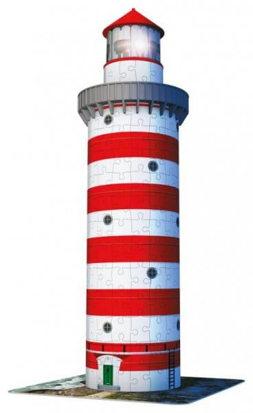 Купить Объемный 3D пазл Ravensburger Маяк - 216 деталей в интернет магазине игрушек и детских товаров