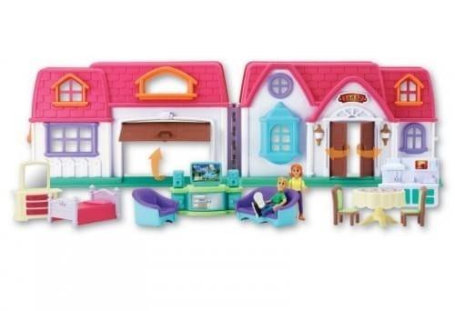 Игровой набор Home Sweet Home Дом с предметами (KEENWAY)