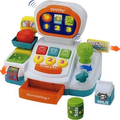 Купить Игровой набор Keenway Касса в интернет магазине игрушек и детских товаров