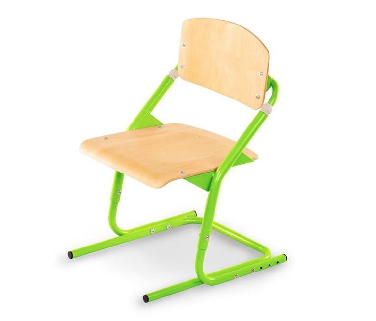 Растущий стул PONDI - зеленый, клен
