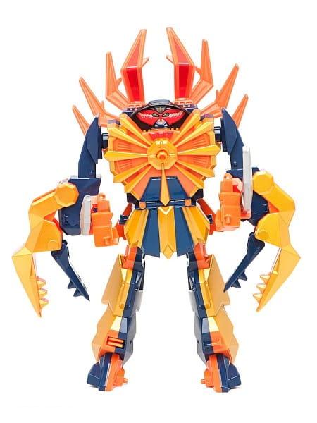 Купить Мегазорд-трансформер Power Rangers 2 в 1 в интернет магазине игрушек и детских товаров
