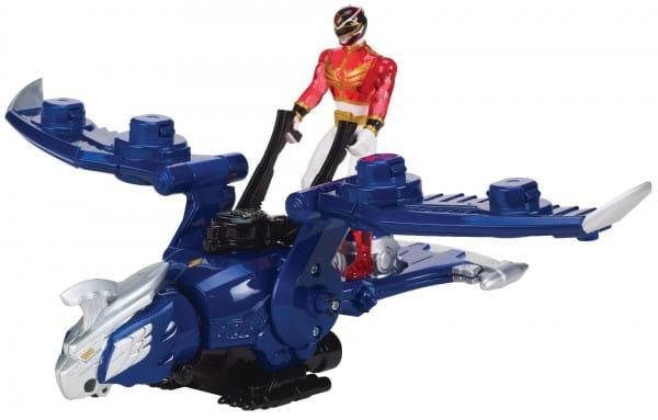 Купить Игровой набор Power Rangers Зорд Птица с фигуркой 10 см в интернет магазине игрушек и детских товаров