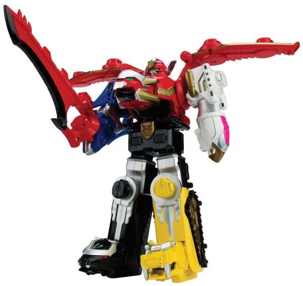 Купить Могучий Мегазорд-трансформер Power Rangers в интернет магазине игрушек и детских товаров