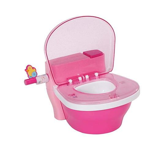 Купить Унитаз Baby born (Zapf Creation) в интернет магазине игрушек и детских товаров