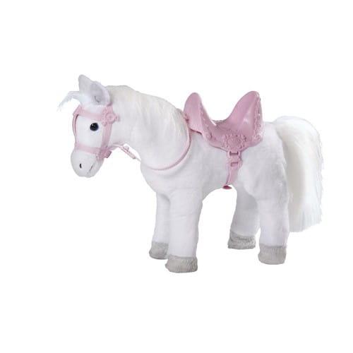 Купить Лошадка белая Baby born (Zapf Creation) в интернет магазине игрушек и детских товаров