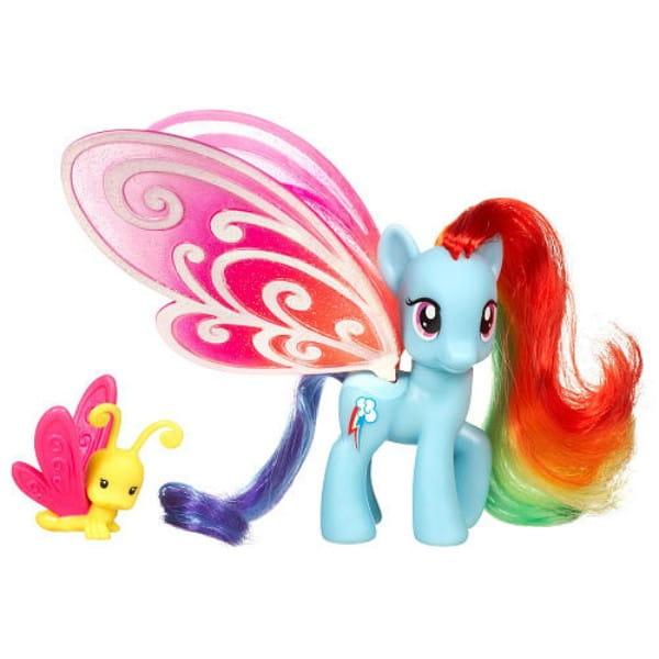 2 мягкая малышка пинки пай my little pony hasbro