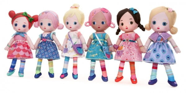 Кукла Mooshka 32 см (Zapf Creation)
