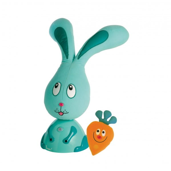 Купить Интерактивный заяц Ouaps За мной, Бани в интернет магазине игрушек и детских товаров