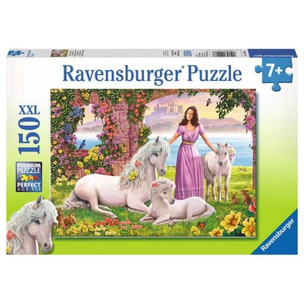 Пазл Ravensburger 10008 Сказочное королевство - 150 деталей