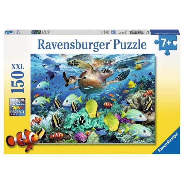 Купить Пазл Ravensburger Коралловый риф - 150 деталей в интернет магазине игрушек и детских товаров