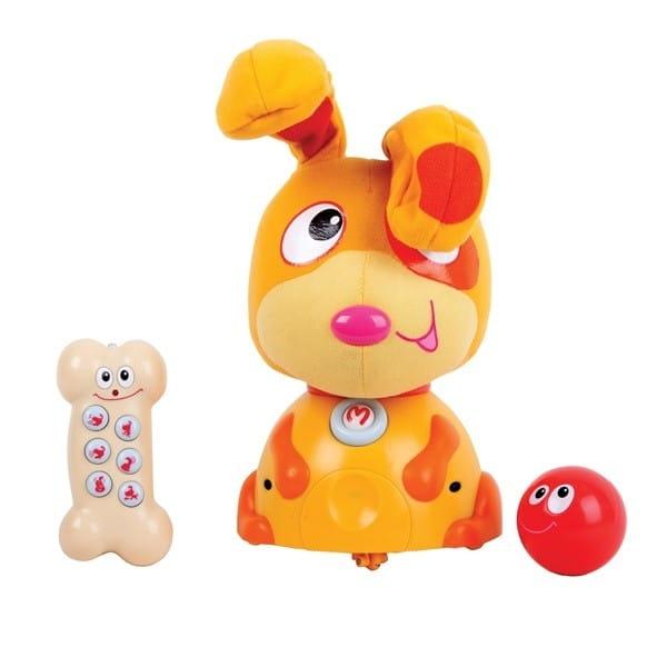 Купить Интерактивная игрушка Ouaps Моя первая собака Макс в интернет магазине игрушек и детских товаров