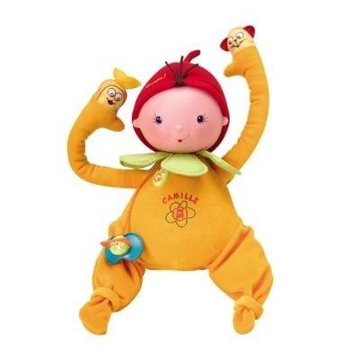 Купить Интерактивная кукла Ouaps Сестренка Аленка в интернет магазине игрушек и детских товаров
