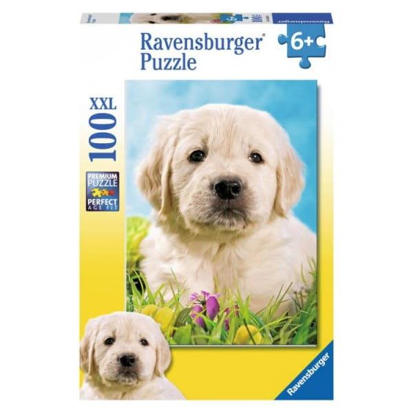 Пазл Ravensburger 10632 Милый щенок - 100 деталей