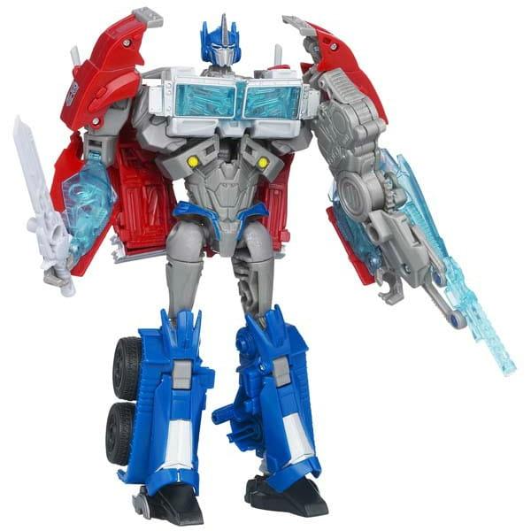 Купить Робот-трансформер Transformers Прайм Вояджер - Оптимус Прайм Optimus Prime (Hasbro) в интернет магазине игрушек и детских товаров