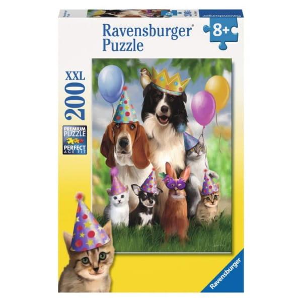 Пазл Ravensburger 12643 Король вечеринки - 200 деталей