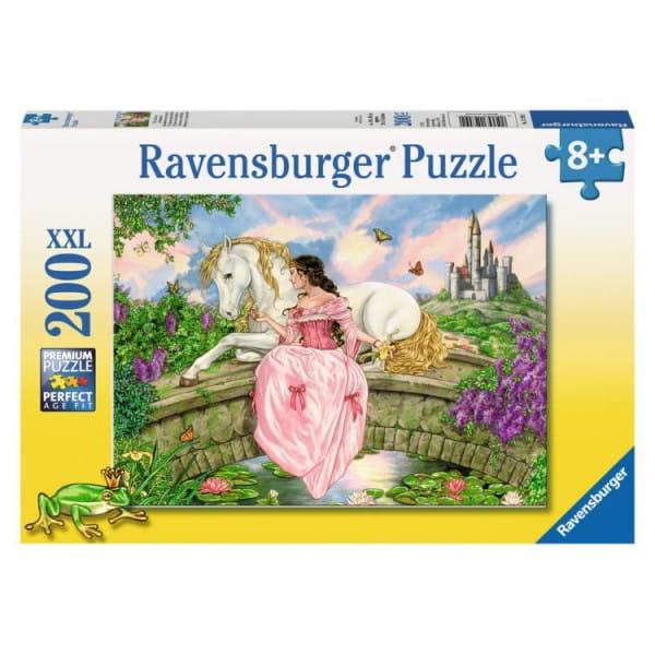 Пазл Ravensburger 12709 Принцесса на пруду - 200 деталей