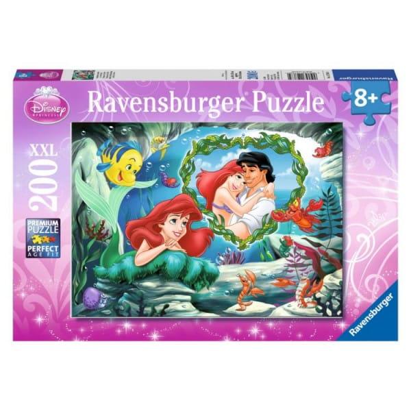 Пазл Ravensburger 12763 Мечта Русалочки - 200 деталей