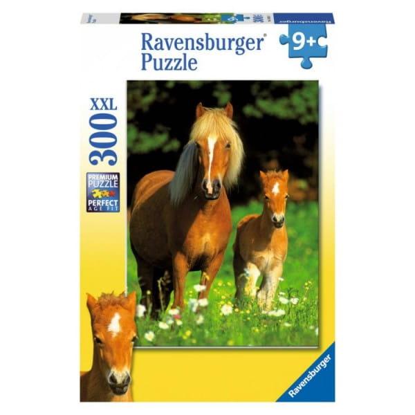 Пазл Ravensburger 13031 Счастливая семья - 300 деталей