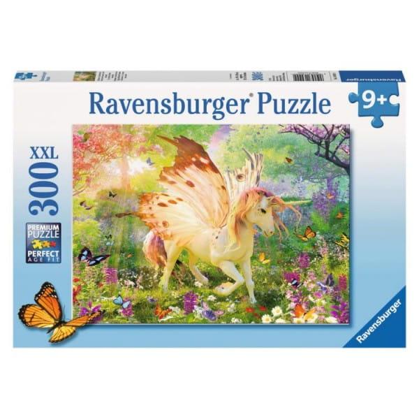 Купить Пазл Ravensburger Единорог в волшебном лесу - 300 деталей в интернет магазине игрушек и детских товаров