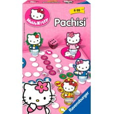 Фото Настольная игра Ravensburger Пачиси Hello Kitty