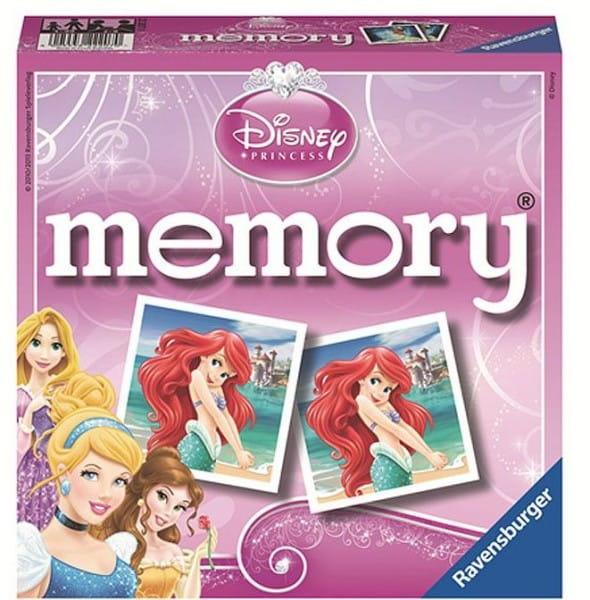 Настольная игра Ravensburger 22207 Мемори Memory Принцессы