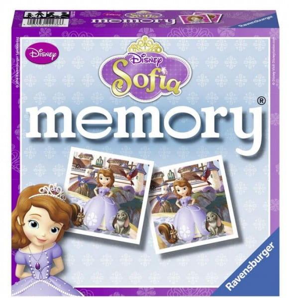 Купить Настольная игра Ravensburger Мемори Memory София в интернет магазине игрушек и детских товаров