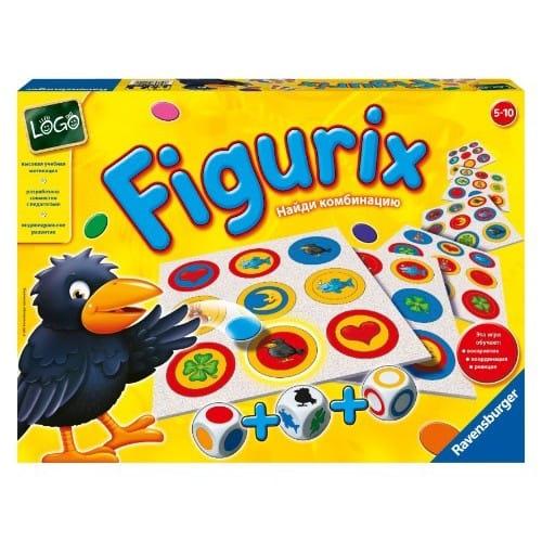 Купить Настольная игра Ravensburger Фигурикс в интернет магазине игрушек и детских товаров