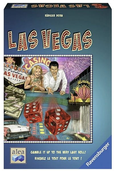 Настольная игра Ravensburger 26613 Лас Вегас