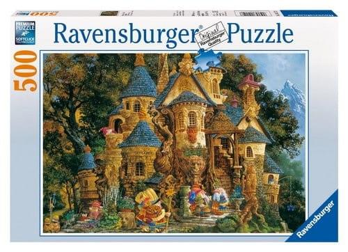 Пазл Ravensburger 14112 Школа волшебства - 500 деталей