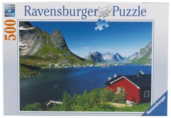 Пазл Ravensburger Норвежский фьорд - 500 деталей