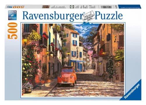 Пазл Ravensburger 14253 Юг Франции - 500 деталей