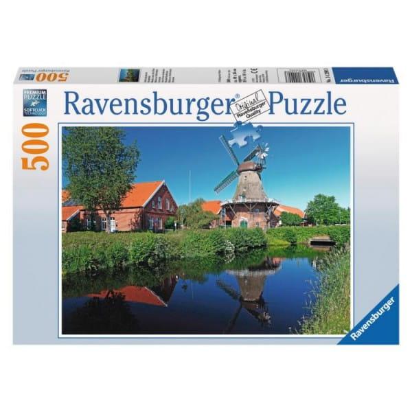 Пазл Ravensburger 14290 Ветряная мельница - 500 деталей